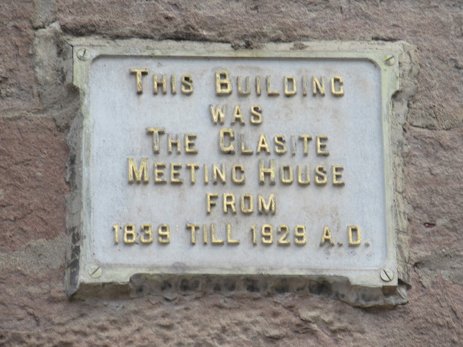 Glasite Meeting House